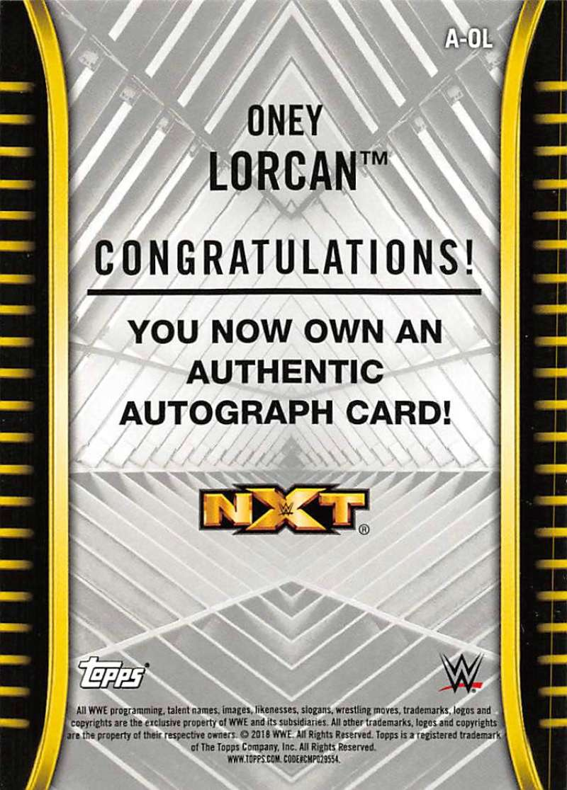 2018-Topps-WWE-NXT-Base-Bronze-Blue-or-Silver-Autographs-Pick-From-List thumbnail 25