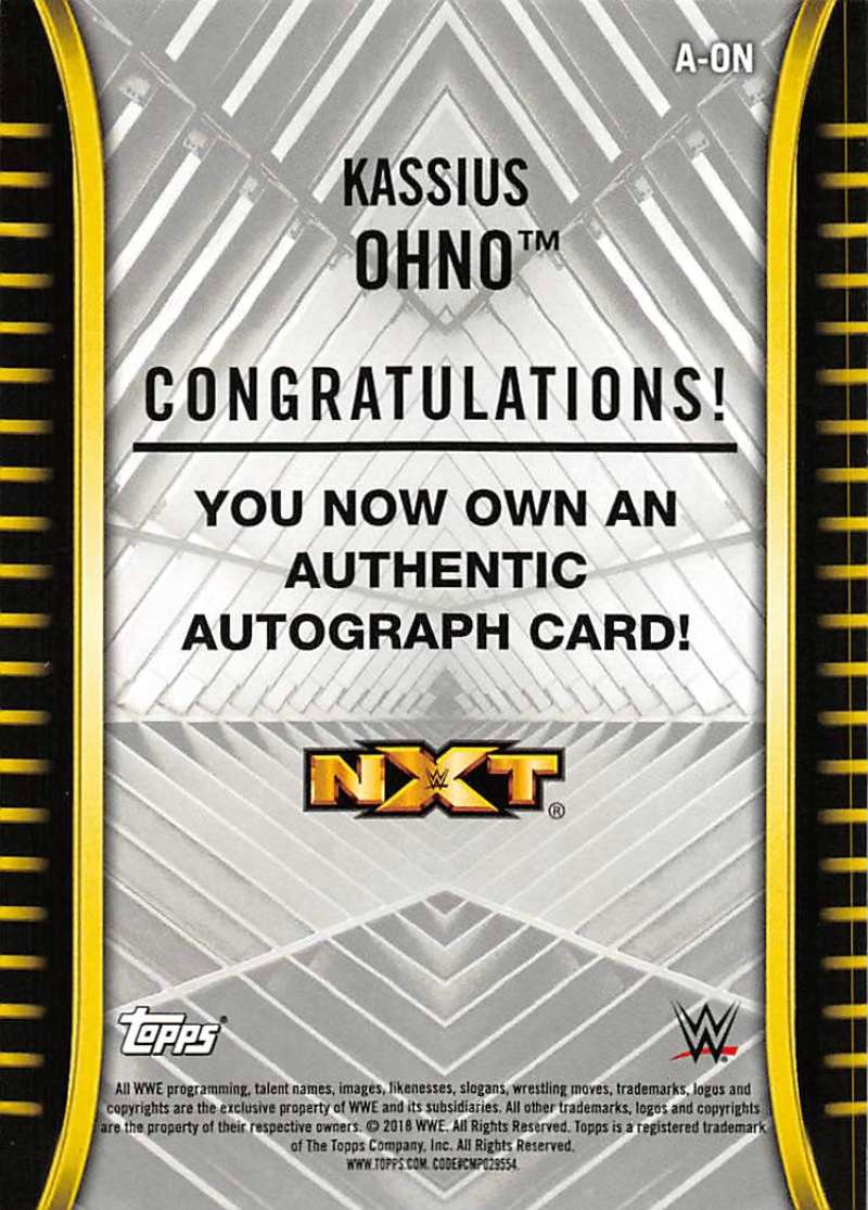 2018-Topps-WWE-NXT-Base-Bronze-Blue-or-Silver-Autographs-Pick-From-List thumbnail 27
