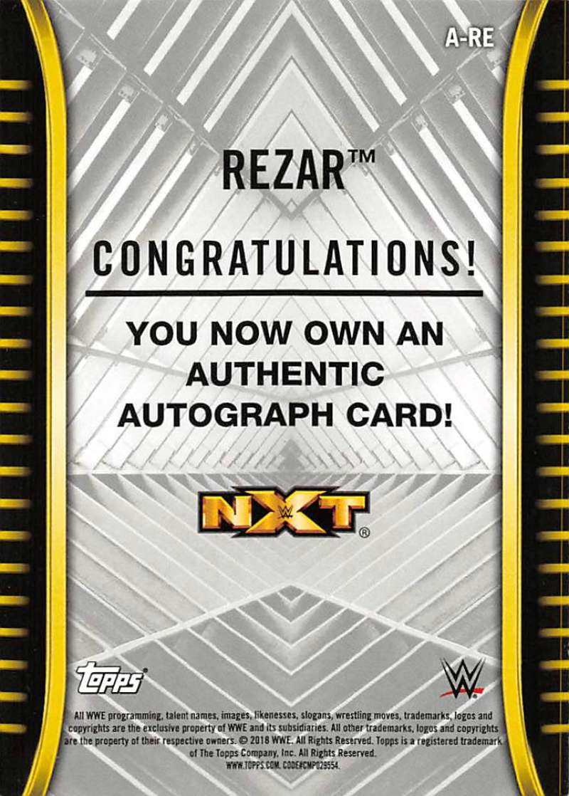 2018-Topps-WWE-NXT-Base-Bronze-Blue-or-Silver-Autographs-Pick-From-List thumbnail 31