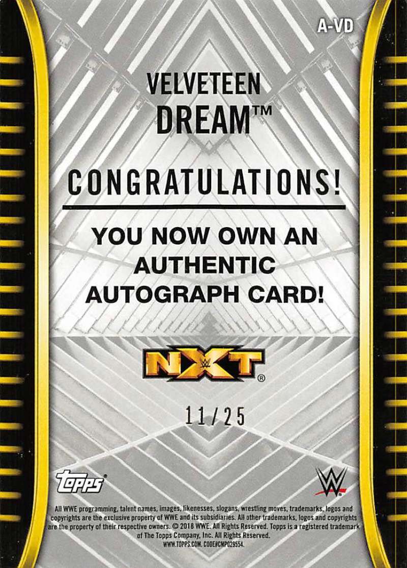 2018-Topps-WWE-NXT-Base-Bronze-Blue-or-Silver-Autographs-Pick-From-List thumbnail 59
