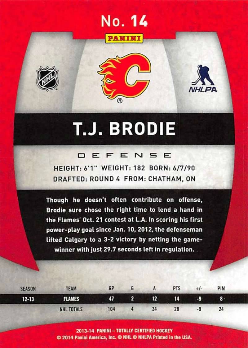 2013-14-Panini-Totally-Certified-Base-and-Rookie-Cards-Pick-From-List thumbnail 29