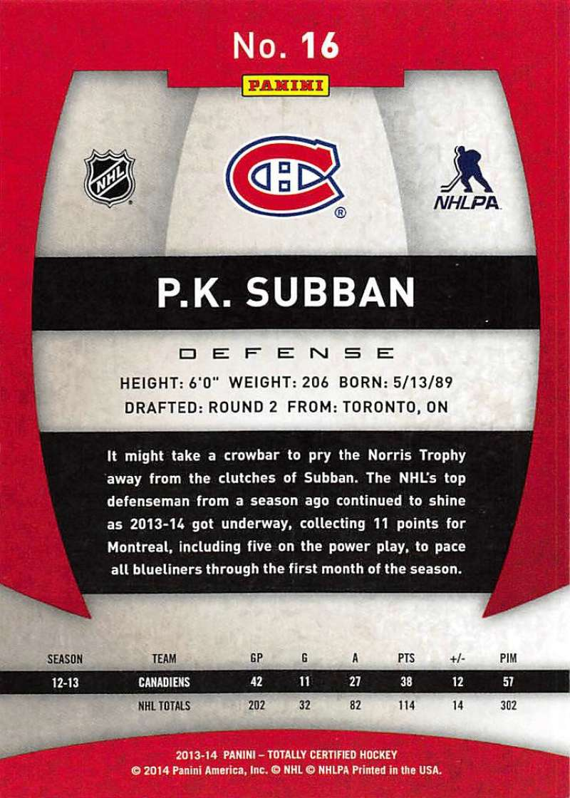 2013-14-Panini-Totally-Certified-Base-and-Rookie-Cards-Pick-From-List thumbnail 33