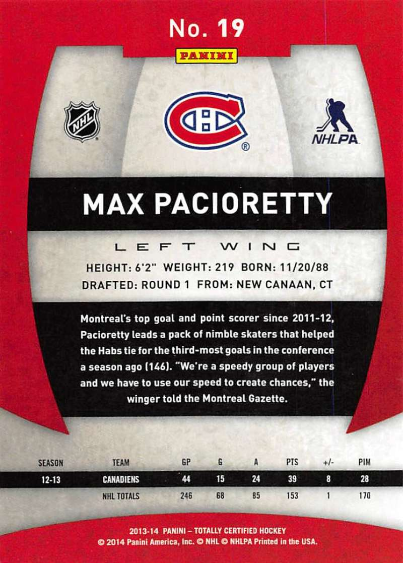 2013-14-Panini-Totally-Certified-Base-and-Rookie-Cards-Pick-From-List thumbnail 39