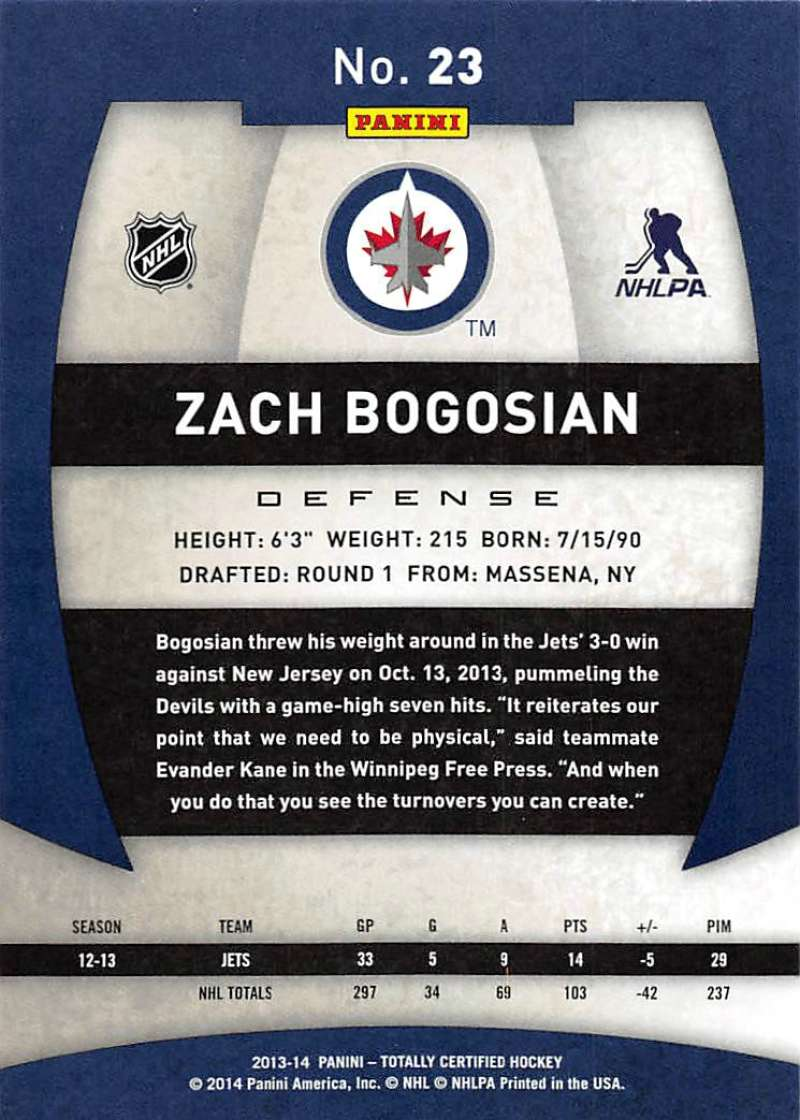 2013-14-Panini-Totally-Certified-Base-and-Rookie-Cards-Pick-From-List thumbnail 47