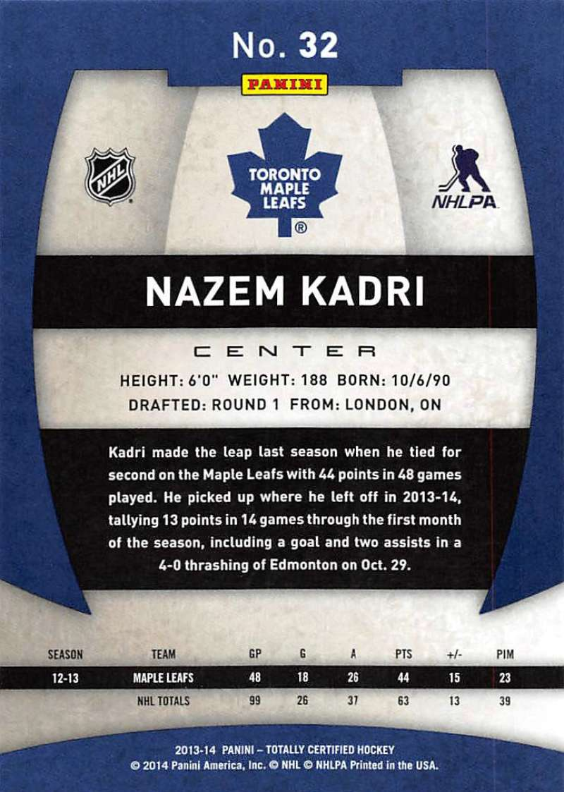 2013-14-Panini-Totally-Certified-Base-and-Rookie-Cards-Pick-From-List thumbnail 65