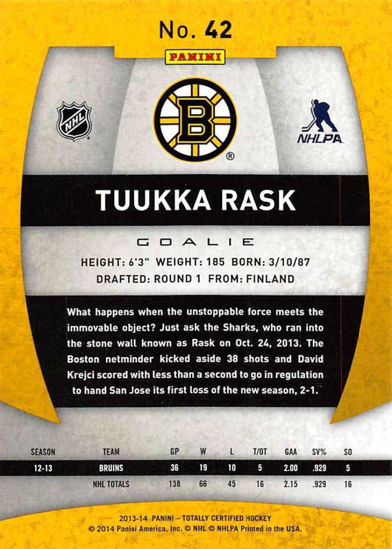 2013-14-Panini-Totally-Certified-Base-and-Rookie-Cards-Pick-From-List thumbnail 85
