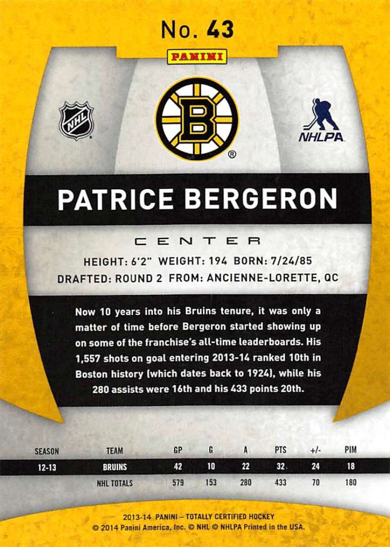 2013-14-Panini-Totally-Certified-Base-and-Rookie-Cards-Pick-From-List thumbnail 87