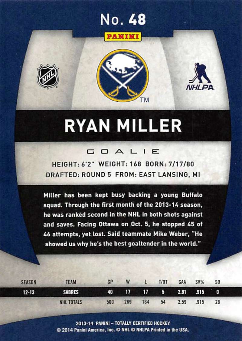 2013-14-Panini-Totally-Certified-Base-and-Rookie-Cards-Pick-From-List thumbnail 95