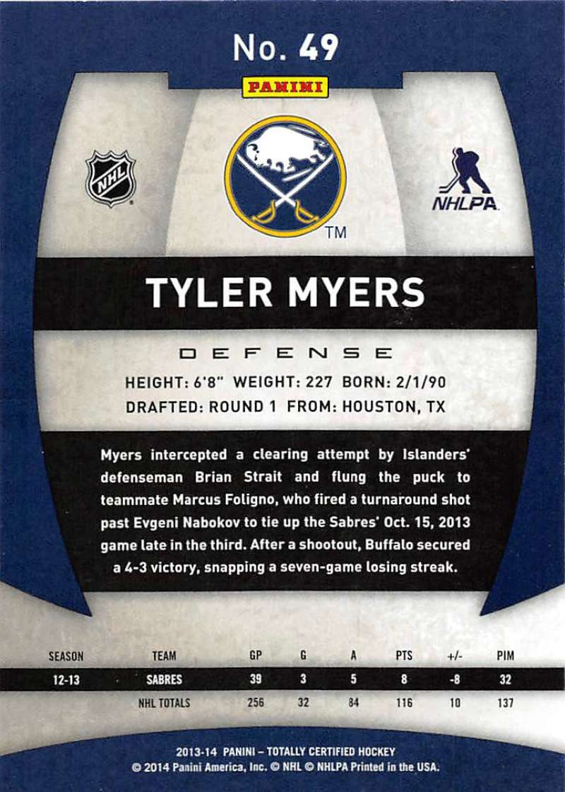 2013-14-Panini-Totally-Certified-Base-and-Rookie-Cards-Pick-From-List thumbnail 97