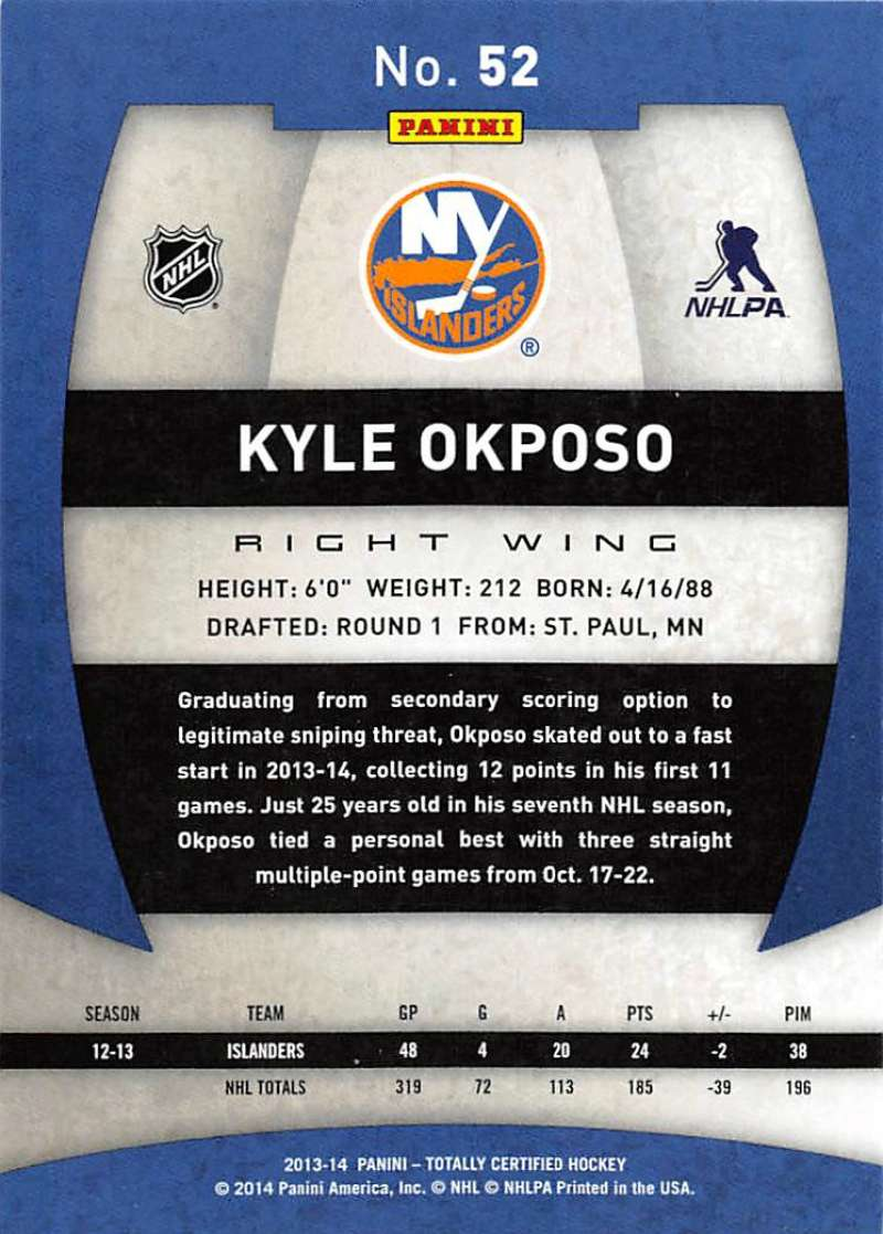 2013-14-Panini-Totally-Certified-Base-and-Rookie-Cards-Pick-From-List thumbnail 103