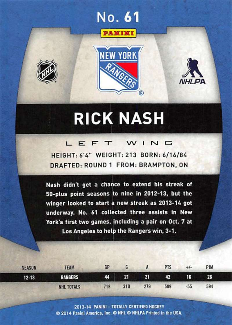 2013-14-Panini-Totally-Certified-Base-and-Rookie-Cards-Pick-From-List thumbnail 121