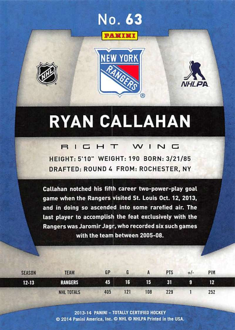 2013-14-Panini-Totally-Certified-Base-and-Rookie-Cards-Pick-From-List thumbnail 125