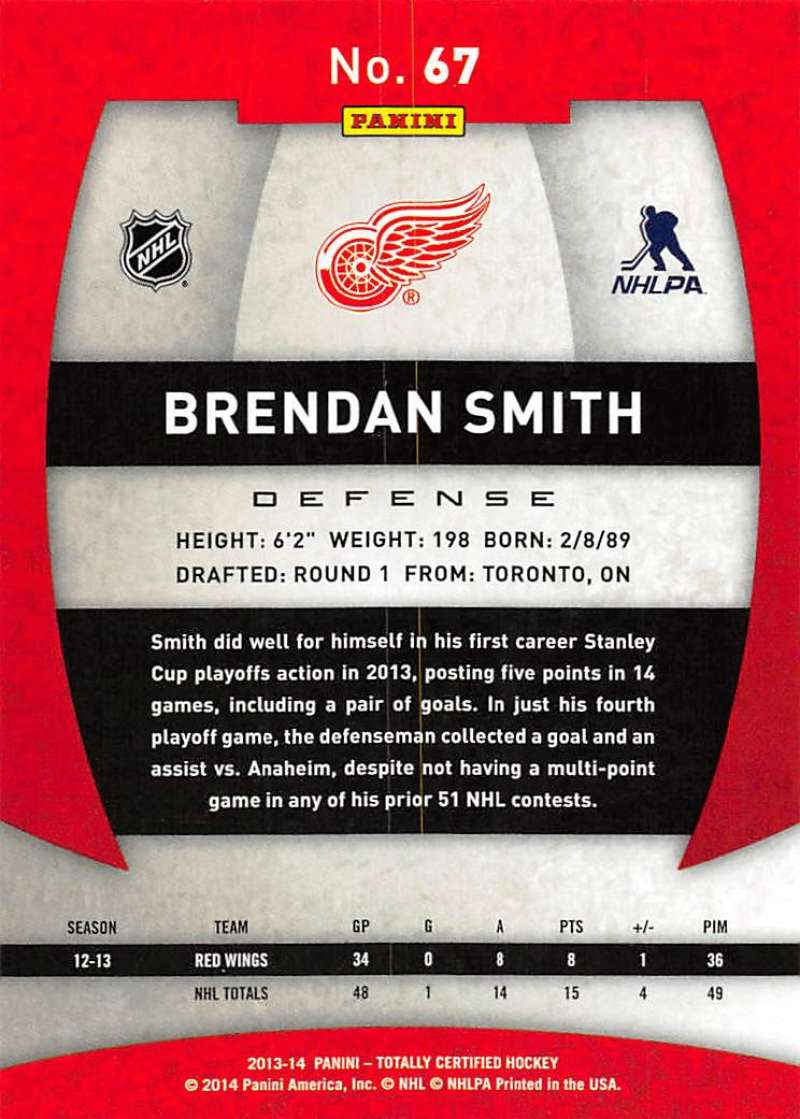 2013-14-Panini-Totally-Certified-Base-and-Rookie-Cards-Pick-From-List thumbnail 131