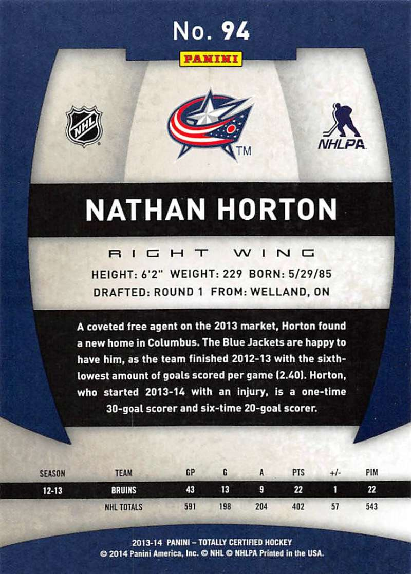 2013-14-Panini-Totally-Certified-Base-and-Rookie-Cards-Pick-From-List thumbnail 181