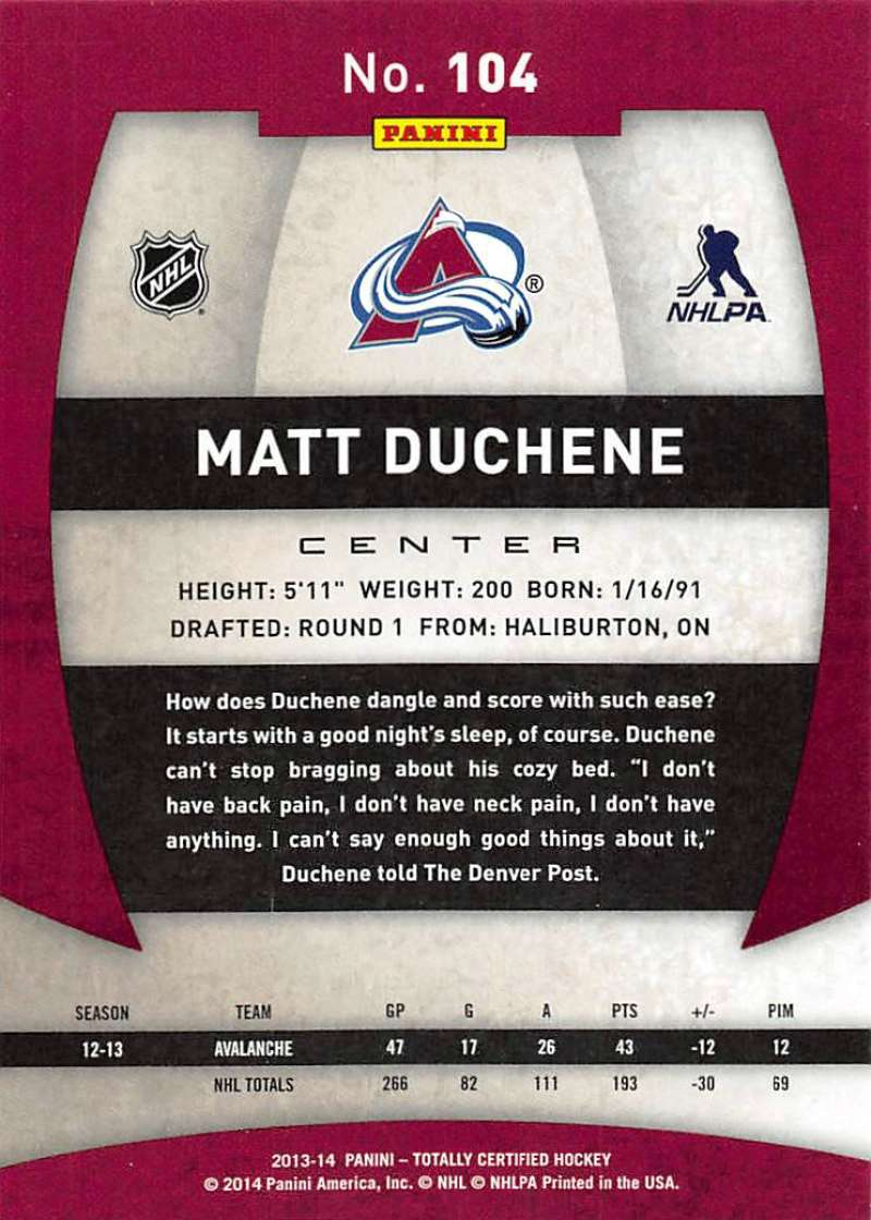 2013-14-Panini-Totally-Certified-Base-and-Rookie-Cards-Pick-From-List thumbnail 201