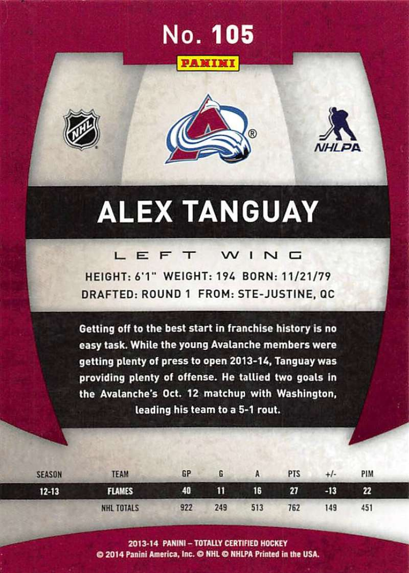 2013-14-Panini-Totally-Certified-Base-and-Rookie-Cards-Pick-From-List thumbnail 203