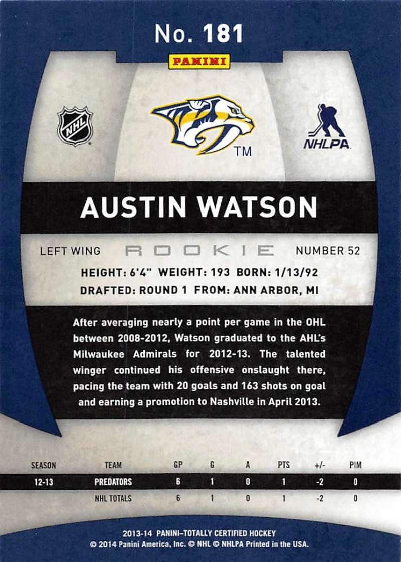 2013-14-Panini-Totally-Certified-Base-and-Rookie-Cards-Pick-From-List thumbnail 345