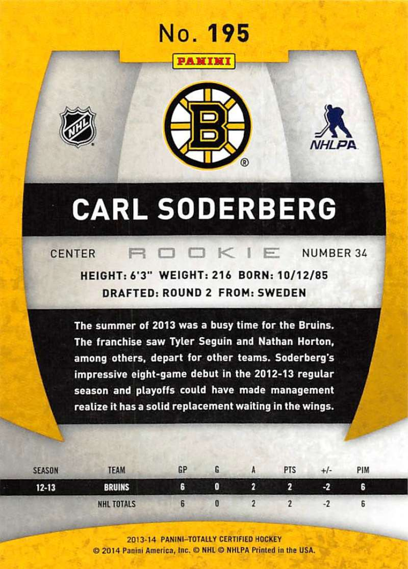 2013-14-Panini-Totally-Certified-Base-and-Rookie-Cards-Pick-From-List thumbnail 367