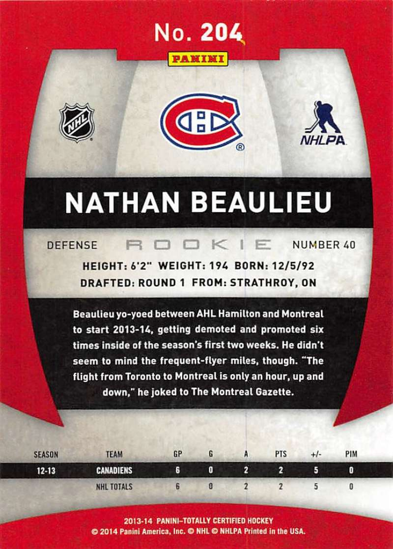 2013-14-Panini-Totally-Certified-Base-and-Rookie-Cards-Pick-From-List thumbnail 381