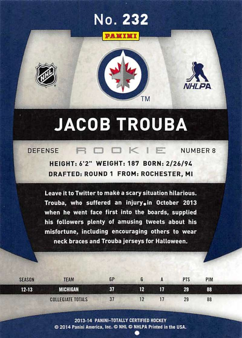 2013-14-Panini-Totally-Certified-Base-and-Rookie-Cards-Pick-From-List thumbnail 425