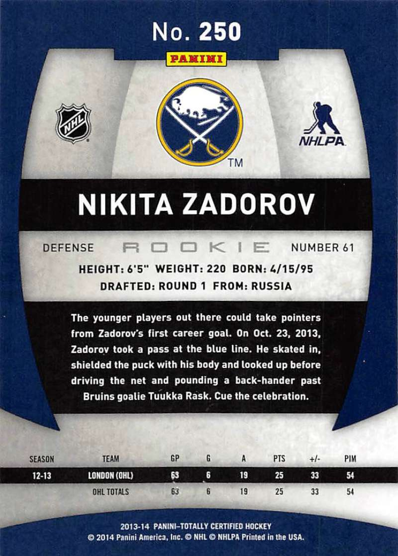 2013-14-Panini-Totally-Certified-Base-and-Rookie-Cards-Pick-From-List thumbnail 447