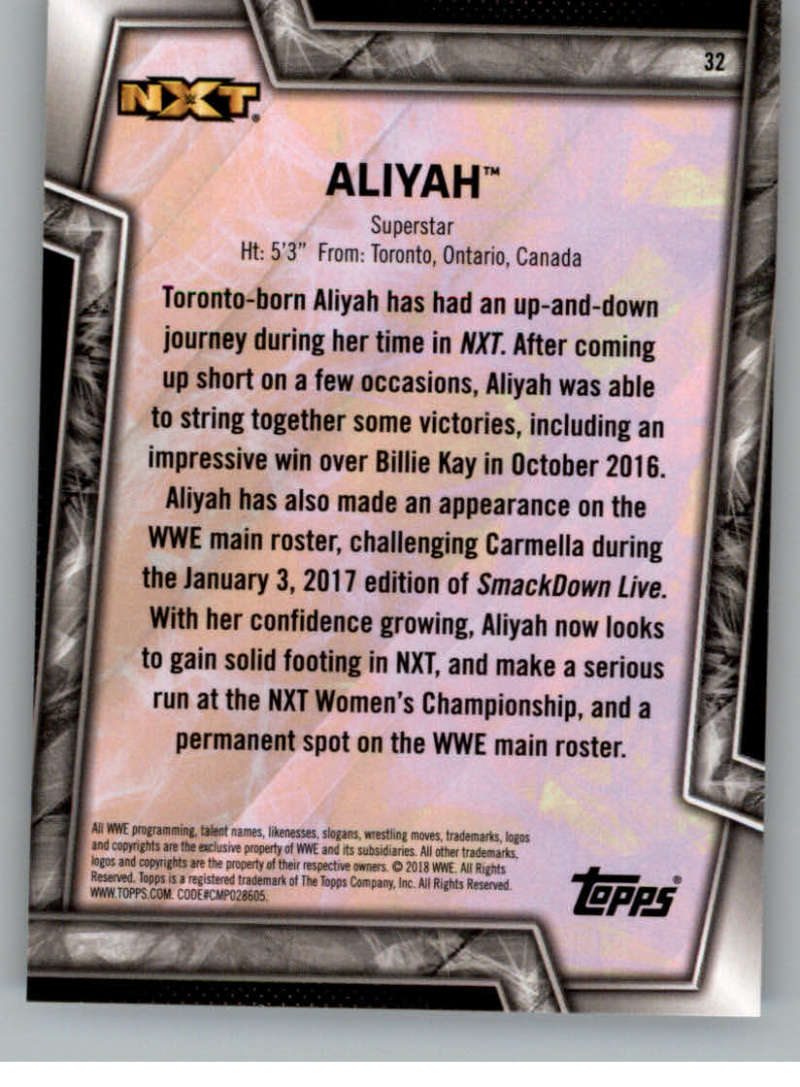 2018-Topps-WWE-Women-039-s-Division-Evolution-Base-and-Insert-Cards-Pick-From-List thumbnail 17