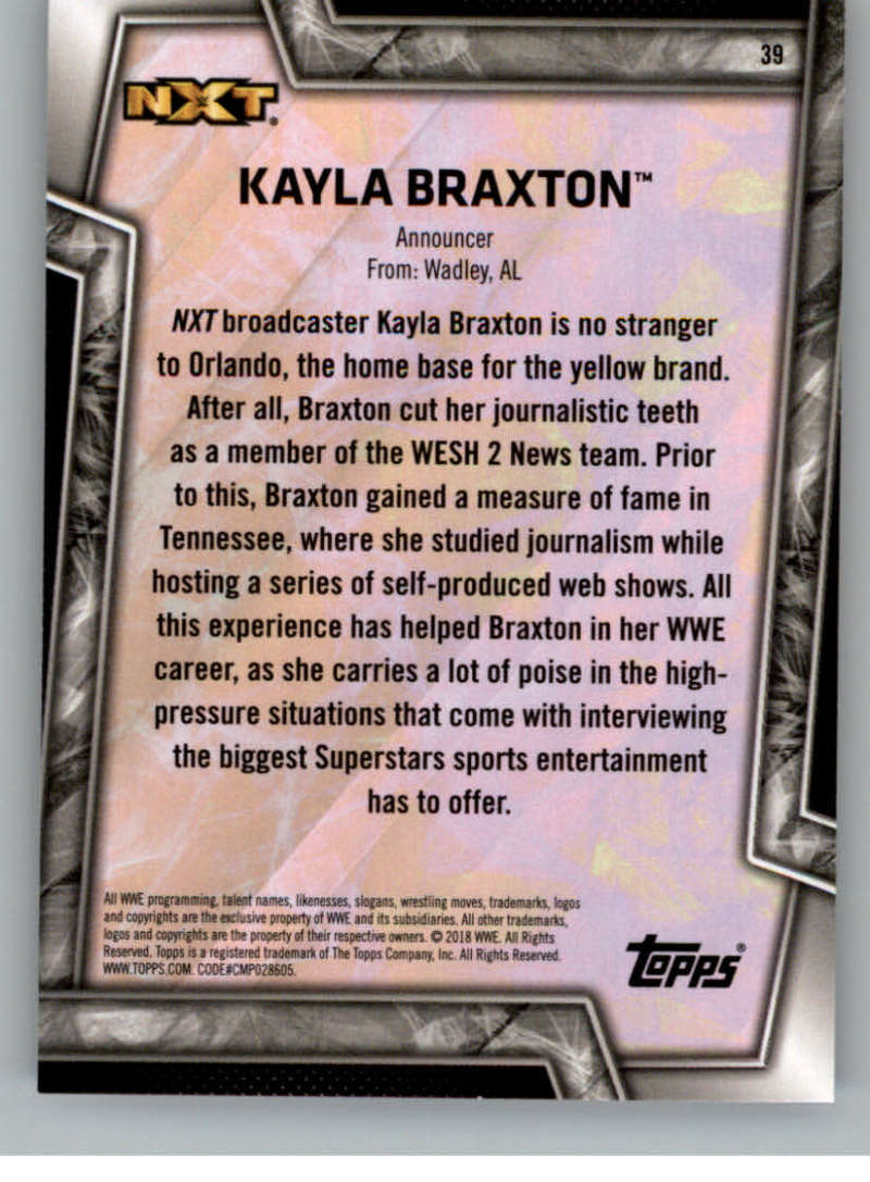 2018-Topps-WWE-Women-039-s-Division-Evolution-Base-and-Insert-Cards-Pick-From-List thumbnail 21
