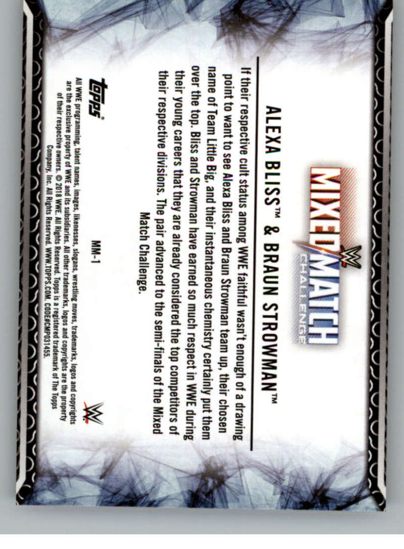 2018-Topps-WWE-Women-039-s-Division-Evolution-Base-and-Insert-Cards-Pick-From-List thumbnail 95