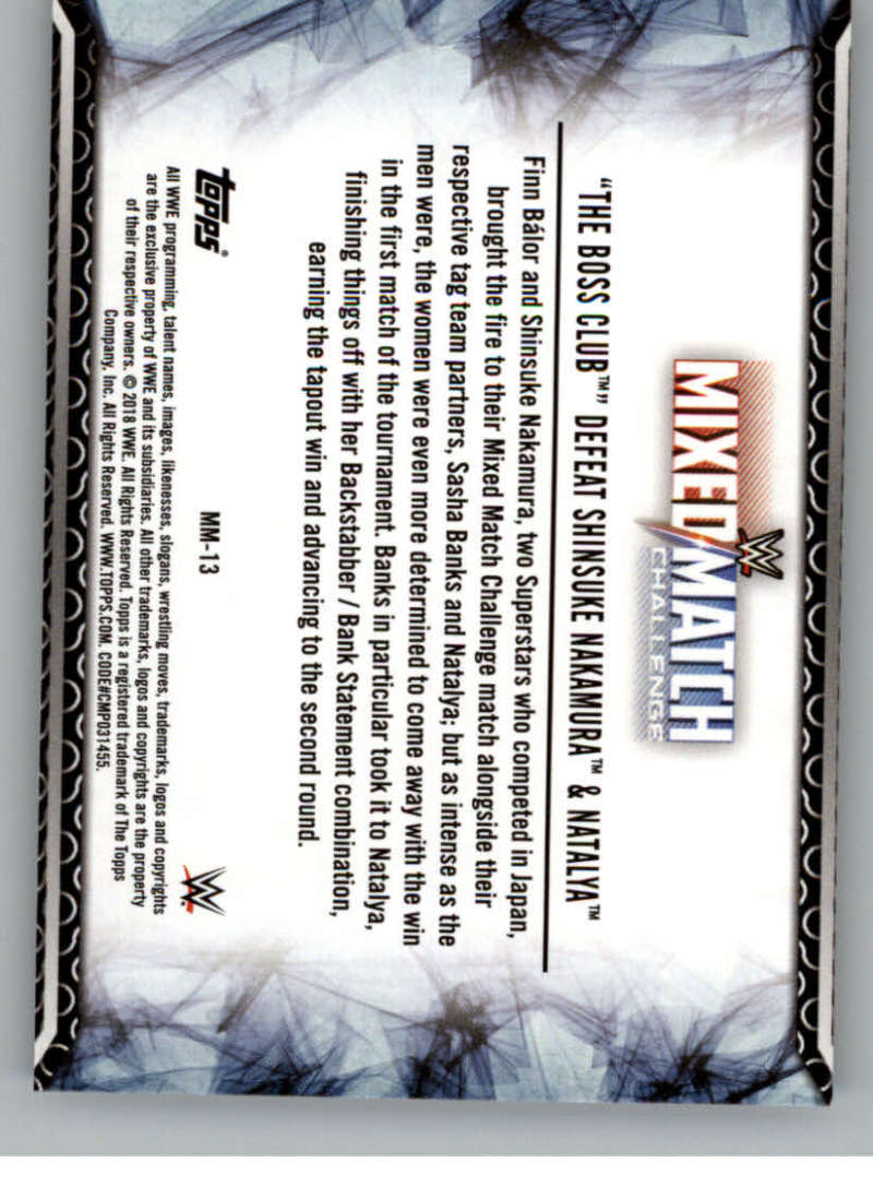 2018-Topps-WWE-Women-039-s-Division-Evolution-Base-and-Insert-Cards-Pick-From-List thumbnail 119