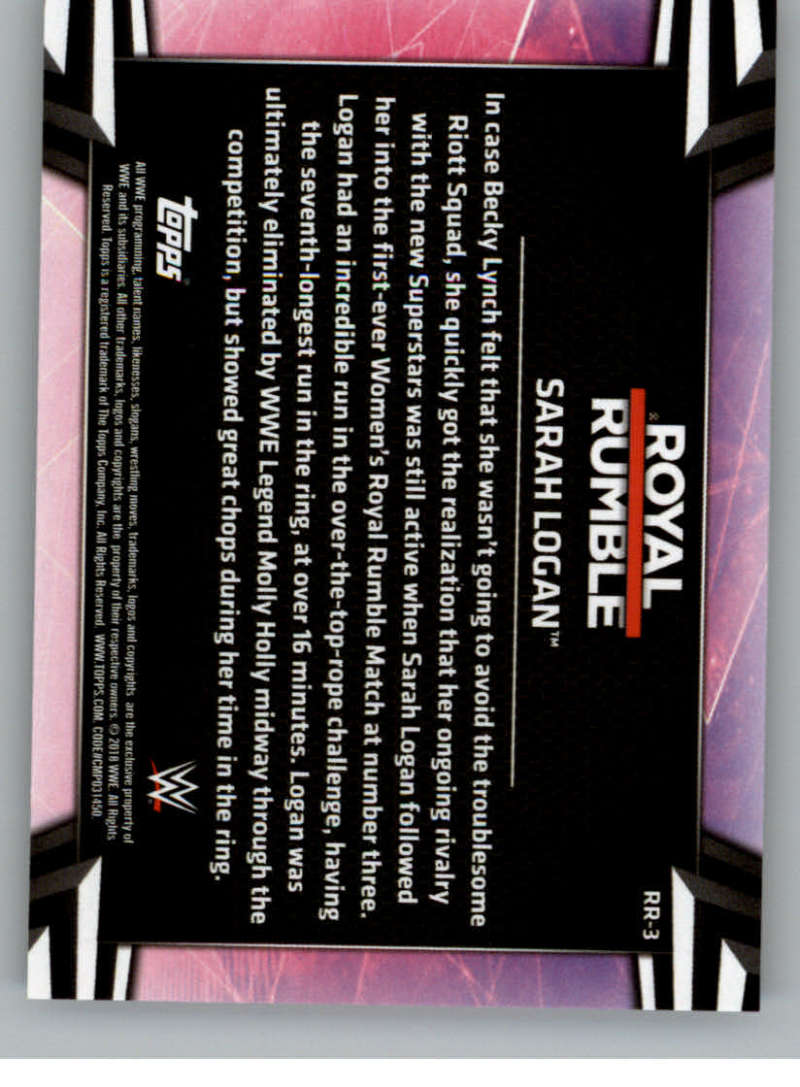 2018-Topps-WWE-Women-039-s-Division-Evolution-Base-and-Insert-Cards-Pick-From-List thumbnail 169