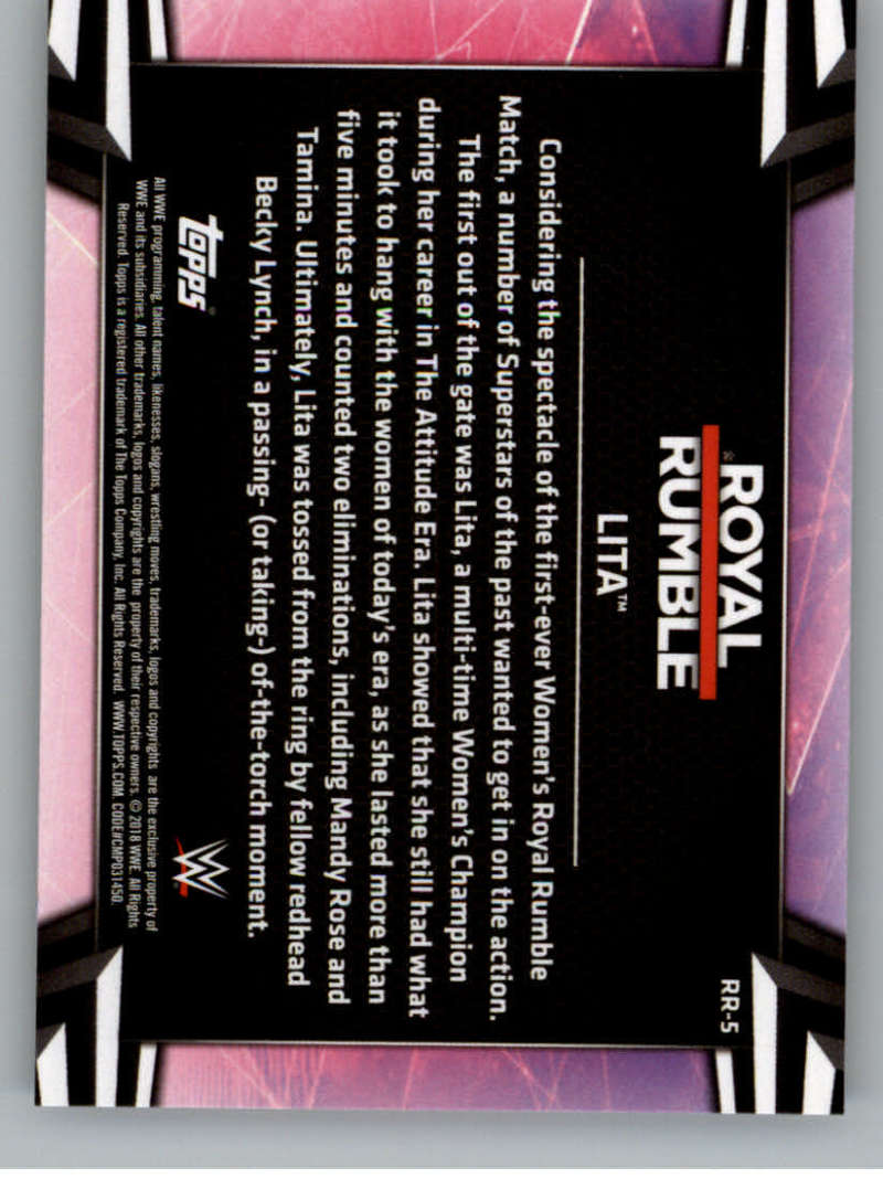 2018-Topps-WWE-Women-039-s-Division-Evolution-Base-and-Insert-Cards-Pick-From-List thumbnail 171