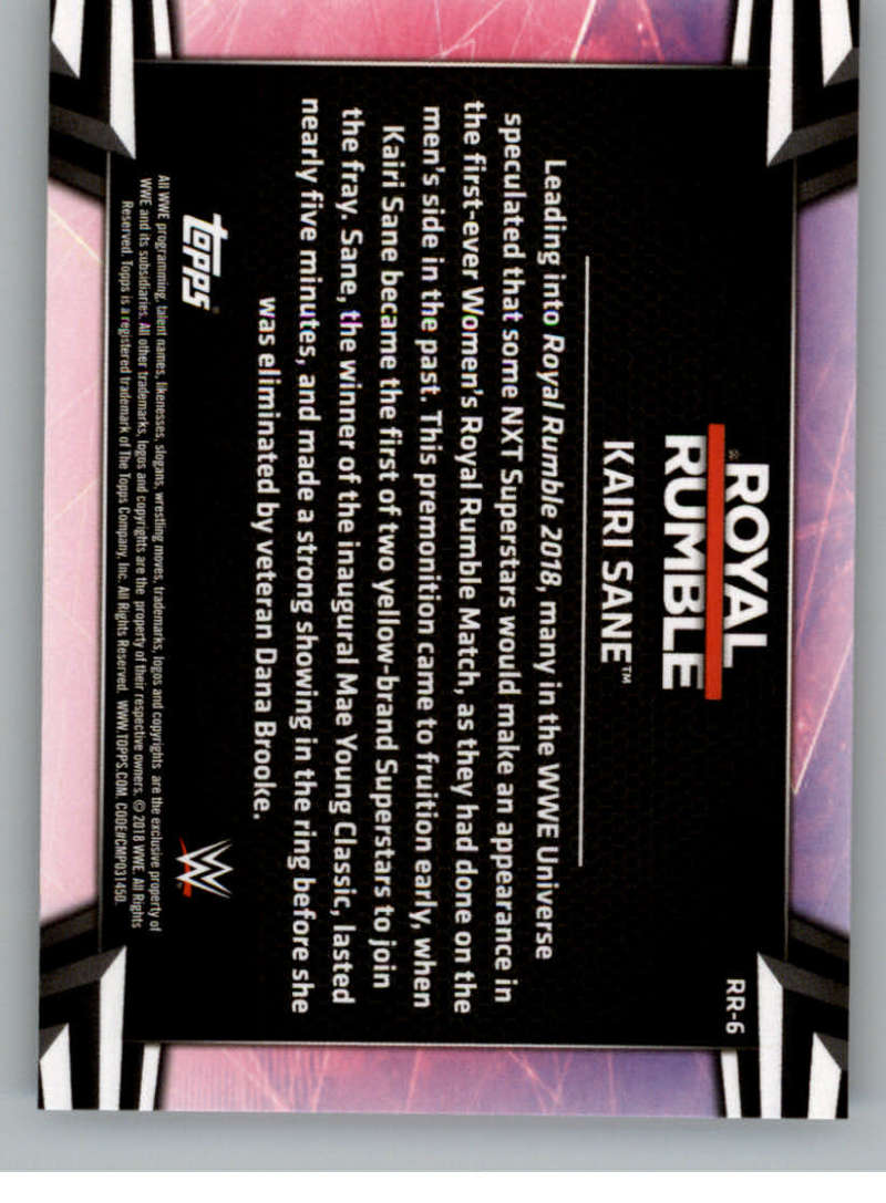 2018-Topps-WWE-Women-039-s-Division-Evolution-Base-and-Insert-Cards-Pick-From-List thumbnail 173