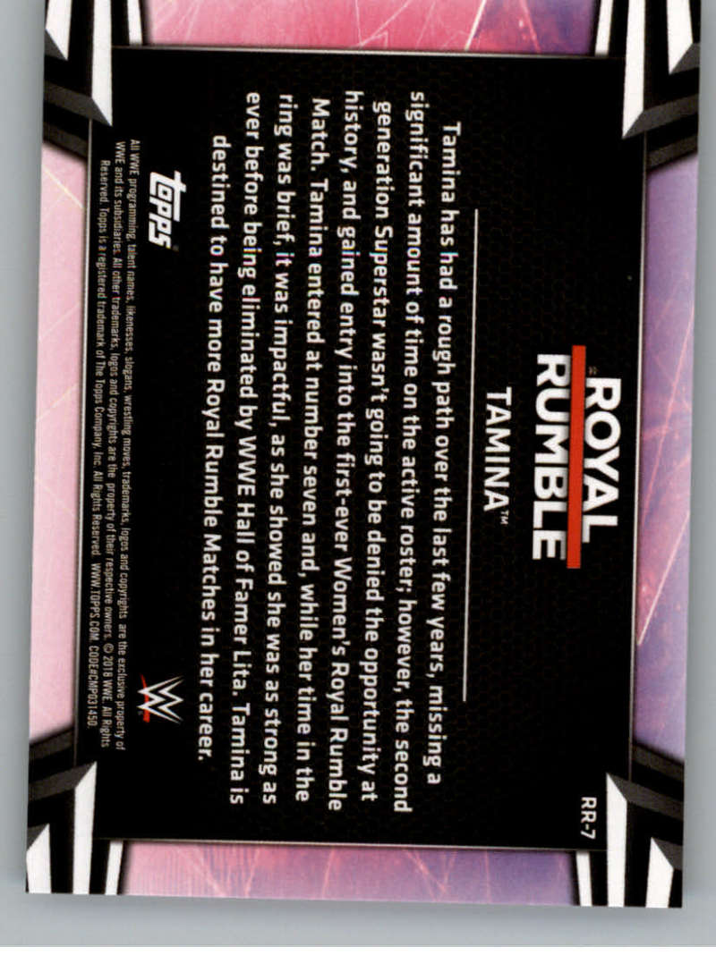 2018-Topps-WWE-Women-039-s-Division-Evolution-Base-and-Insert-Cards-Pick-From-List thumbnail 175