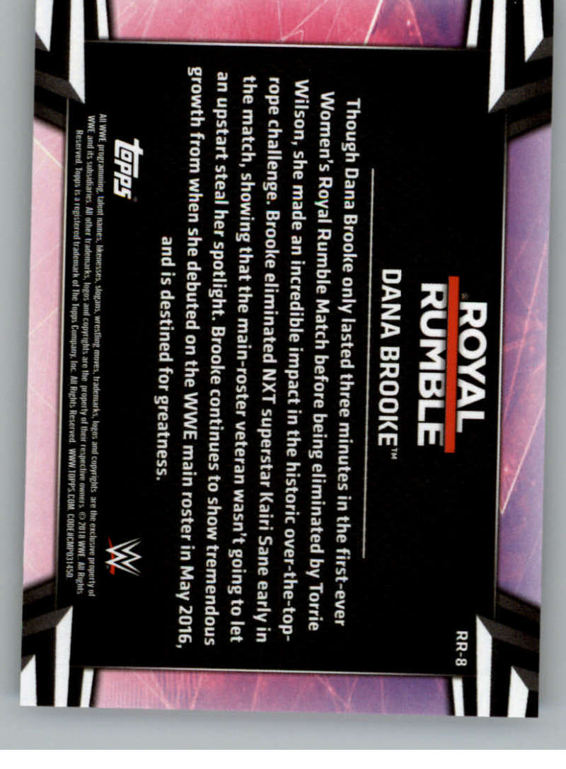 2018-Topps-WWE-Women-039-s-Division-Evolution-Base-and-Insert-Cards-Pick-From-List thumbnail 177
