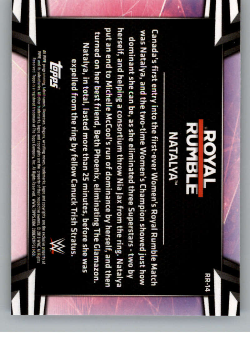 2018-Topps-WWE-Women-039-s-Division-Evolution-Base-and-Insert-Cards-Pick-From-List thumbnail 187