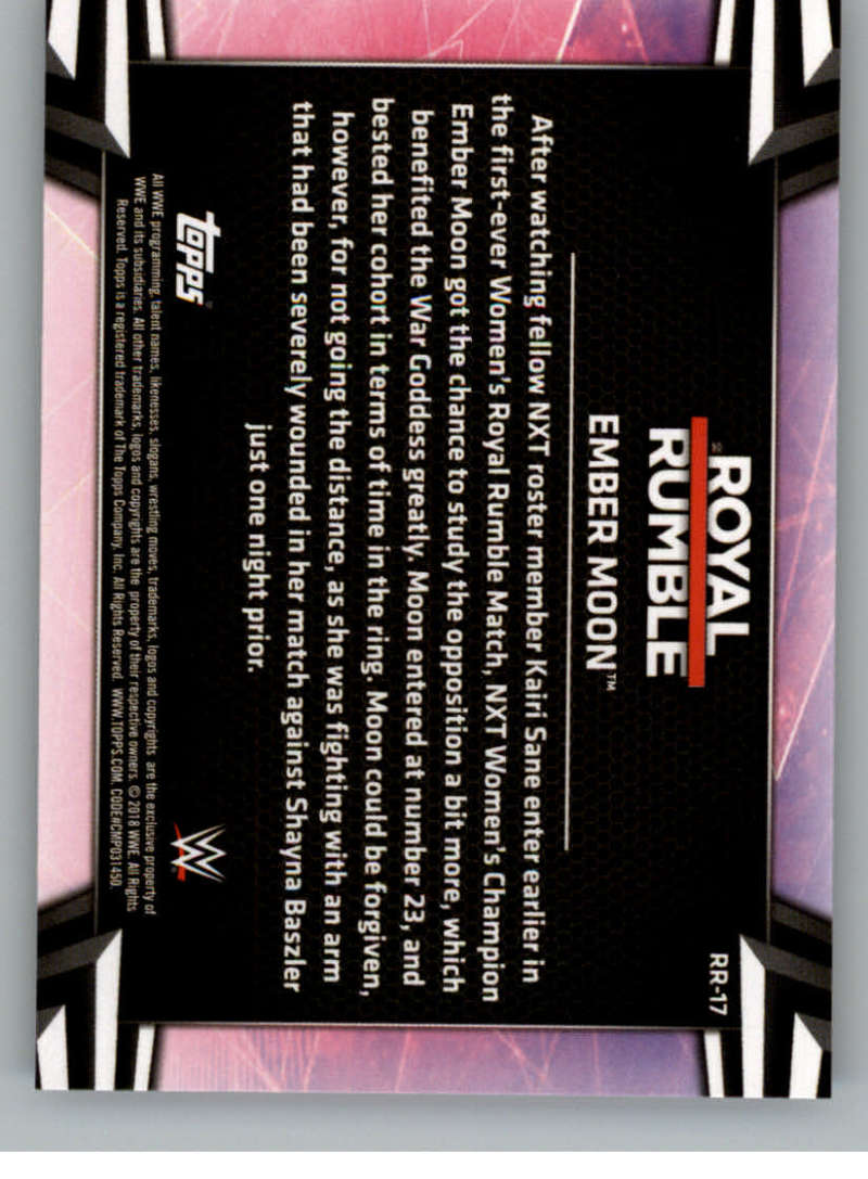 2018-Topps-WWE-Women-039-s-Division-Evolution-Base-and-Insert-Cards-Pick-From-List thumbnail 193