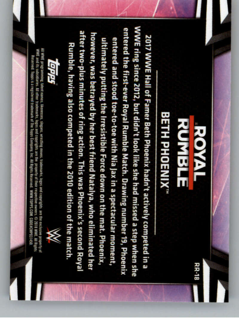 2018-Topps-WWE-Women-039-s-Division-Evolution-Base-and-Insert-Cards-Pick-From-List thumbnail 195