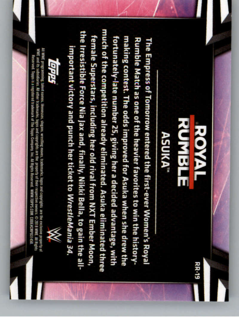 2018-Topps-WWE-Women-039-s-Division-Evolution-Base-and-Insert-Cards-Pick-From-List thumbnail 197