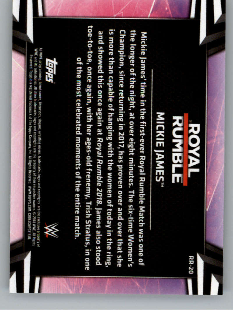 2018-Topps-WWE-Women-039-s-Division-Evolution-Base-and-Insert-Cards-Pick-From-List thumbnail 199