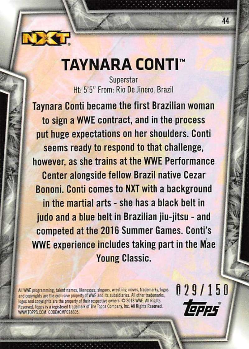 2018-Topps-WWE-Women-039-s-Division-Evolution-Autographs-Base-Bronze-Pick-From-List thumbnail 11