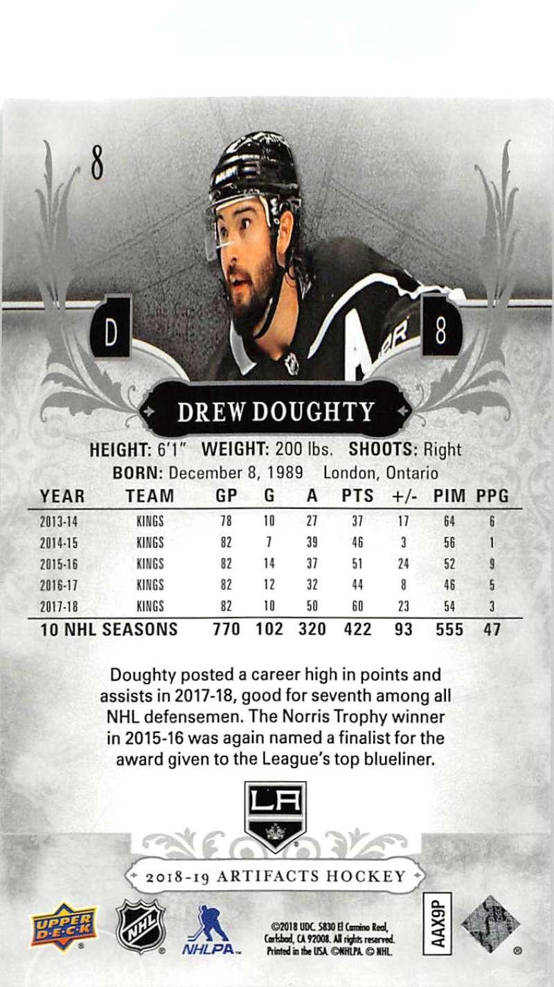2018-19-Upper-Deck-Artifacts-Hockey-Cards-Pick-From-List-Rookies-Legends-SPs miniature 13