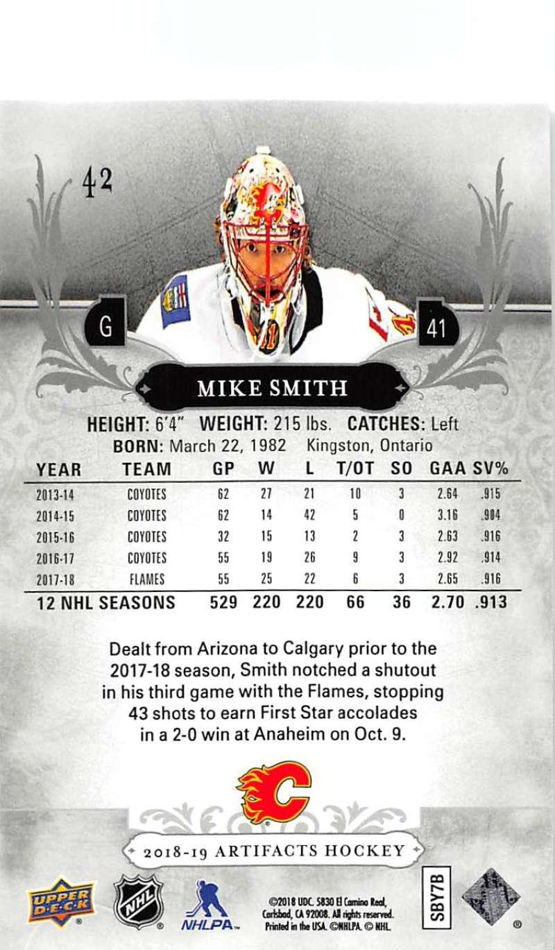 2018-19-Upper-Deck-Artifacts-Hockey-Cards-Pick-From-List-Rookies-Legends-SPs miniature 67