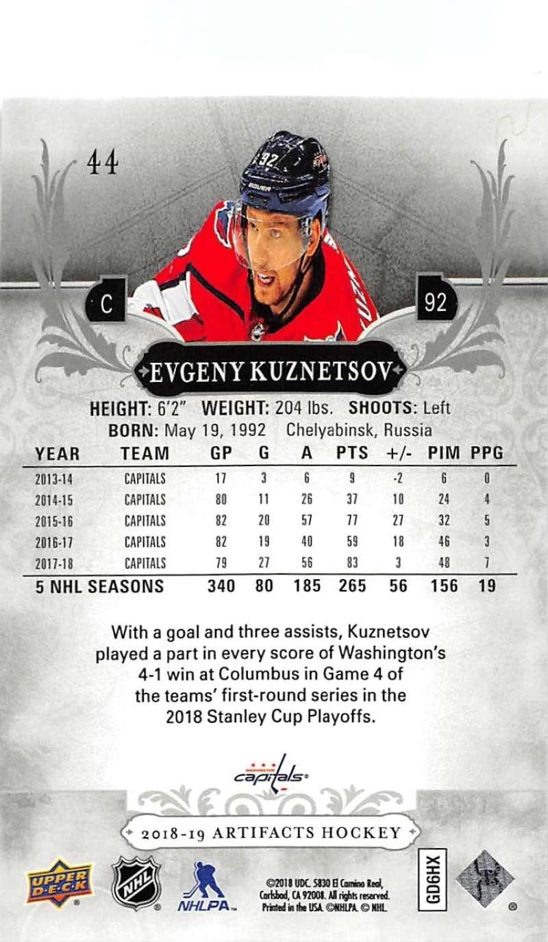 2018-19-Upper-Deck-Artifacts-Hockey-Cards-Pick-From-List-Rookies-Legends-SPs miniature 71