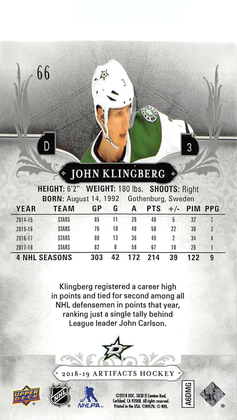 2018-19-Upper-Deck-Artifacts-Hockey-Cards-Pick-From-List-Rookies-Legends-SPs miniature 111
