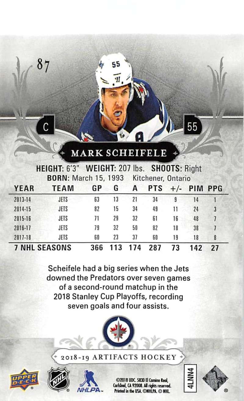 2018-19-Upper-Deck-Artifacts-Hockey-Cards-Pick-From-List-Rookies-Legends-SPs miniature 145