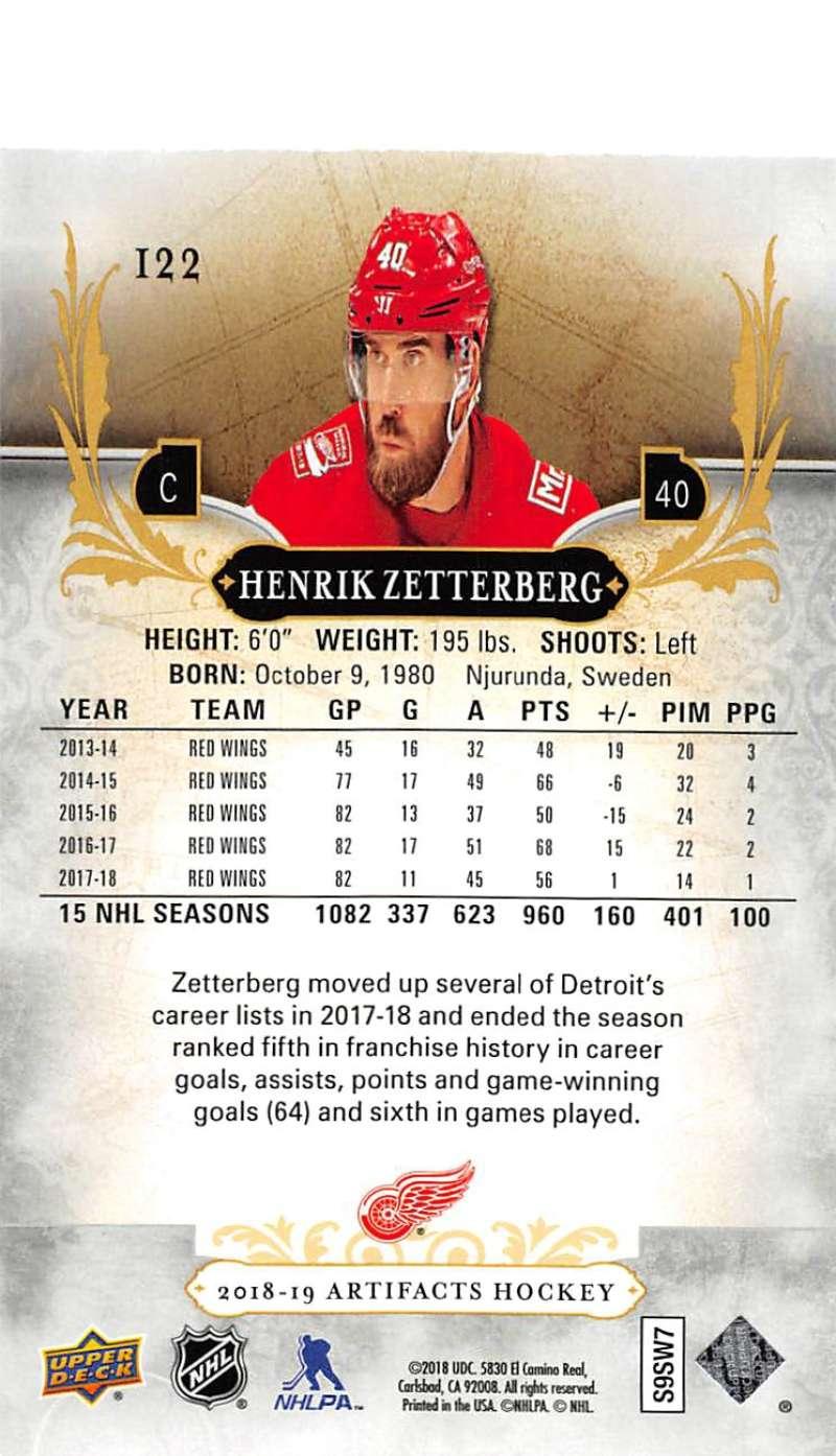 2018-19-Upper-Deck-Artifacts-Hockey-Cards-Pick-From-List-Rookies-Legends-SPs miniature 173