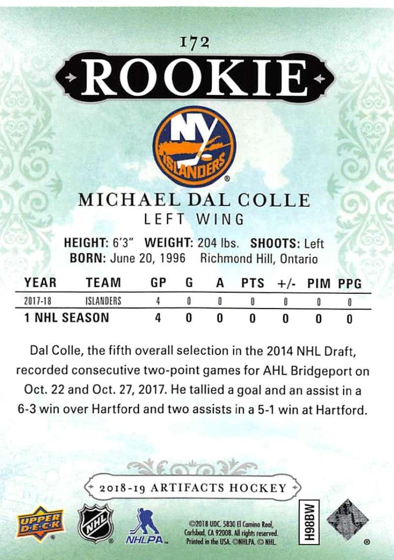 2018-19-Upper-Deck-Artifacts-Hockey-Cards-Pick-From-List-Rookies-Legends-SPs miniature 183