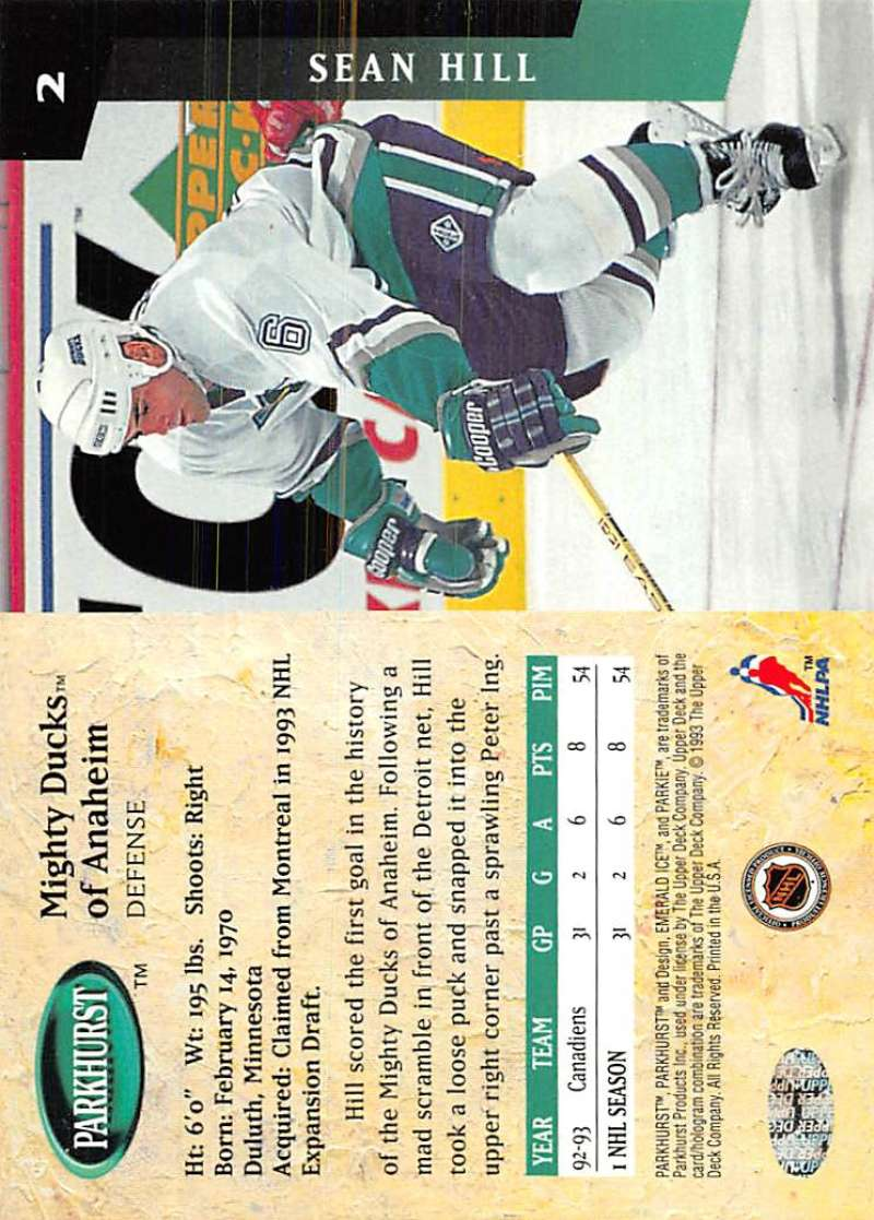 1993-94-Parkhurst-Emerald-Ice-Hockey-Cards-Pick-From-List-1-200 thumbnail 5