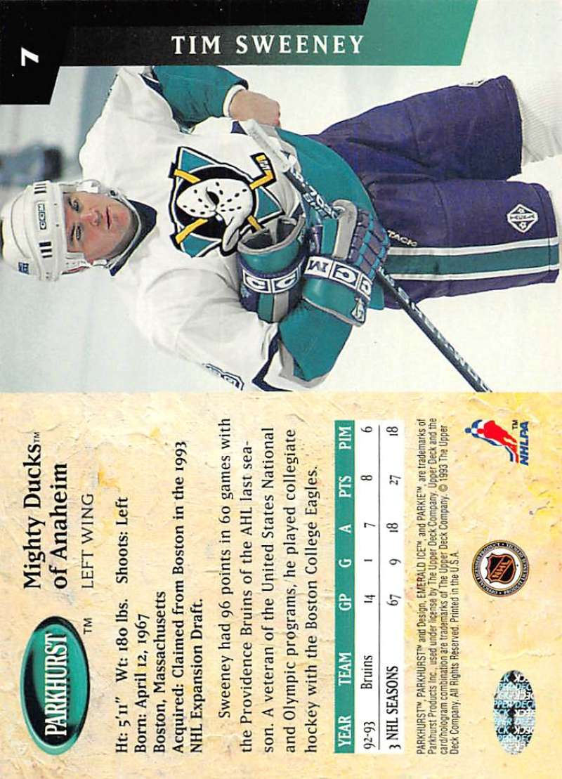 1993-94-Parkhurst-Emerald-Ice-Hockey-Cards-Pick-From-List-1-200 thumbnail 11