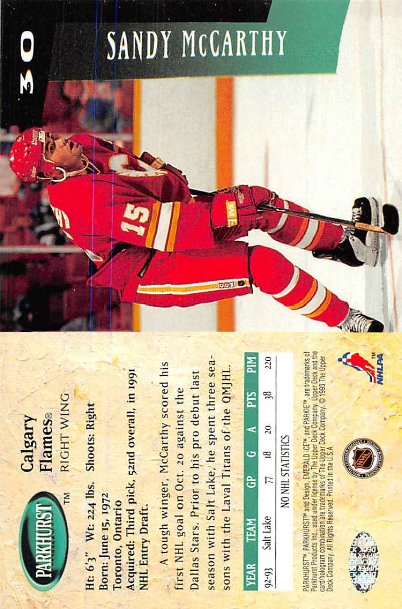 1993-94-Parkhurst-Emerald-Ice-Hockey-Cards-Pick-From-List-1-200 thumbnail 31